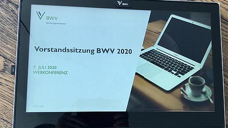 BWV-Vorstandssitzung